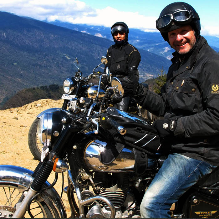 Bhutan Motorcycle Tours